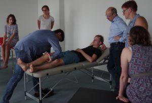 Workshop Knieschmerz
