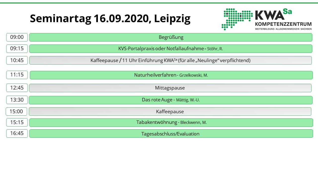 Seminartag @ Leipzig