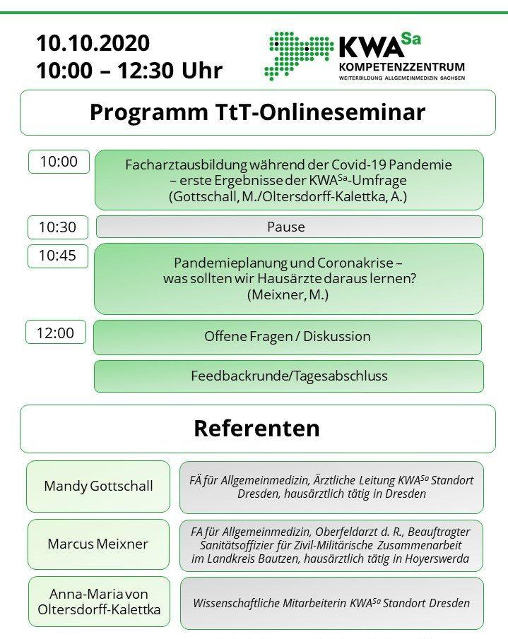 TtT-Onlineseminar