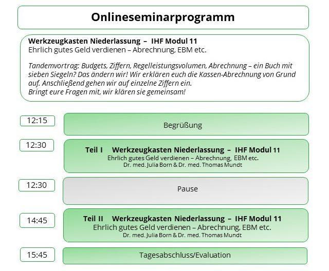 Onlineseminar @ online
