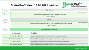 Train-the-Trainer Onlineseminar @ online
