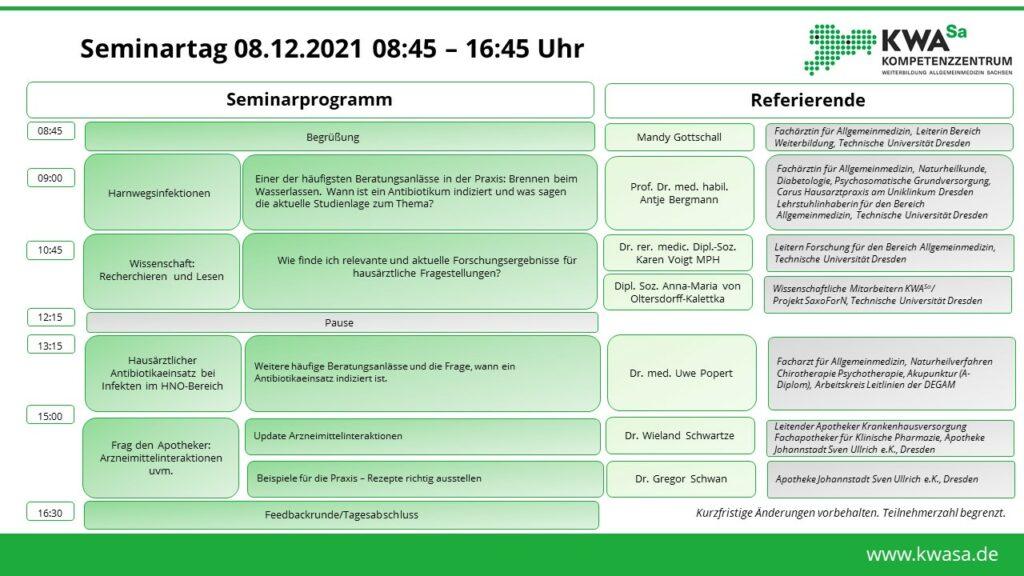 Seminartag @ Dresden (hybrid)